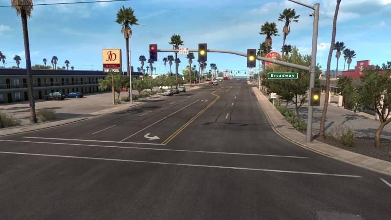 road in truck simulator