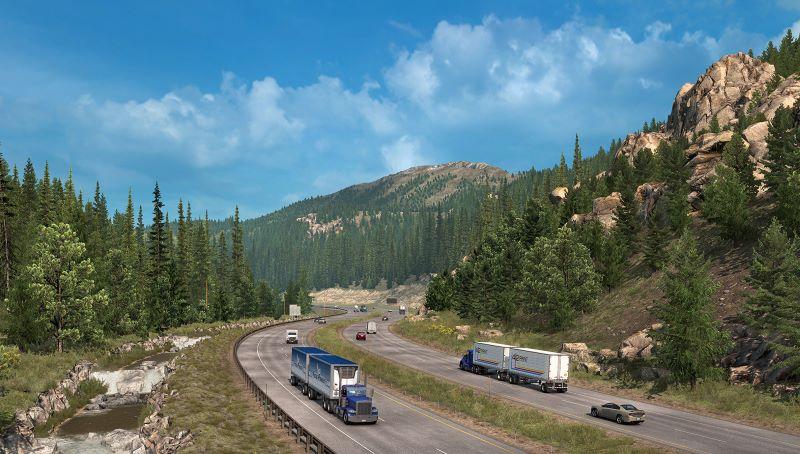 Nature in ATS Colorado DLC