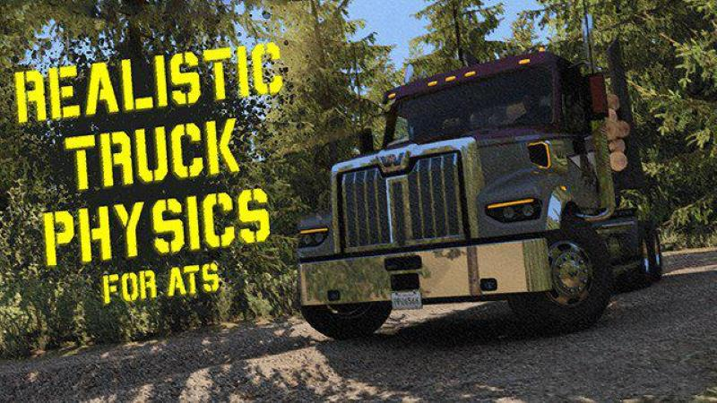 Realistic Truck Physics Mod