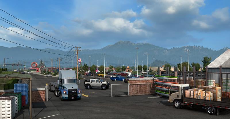 american truck simulator colorado springs