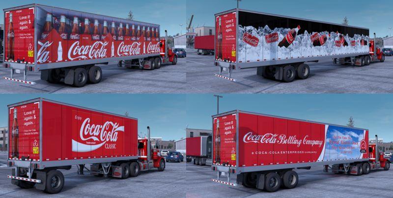 Coca-Cola Skin Combo