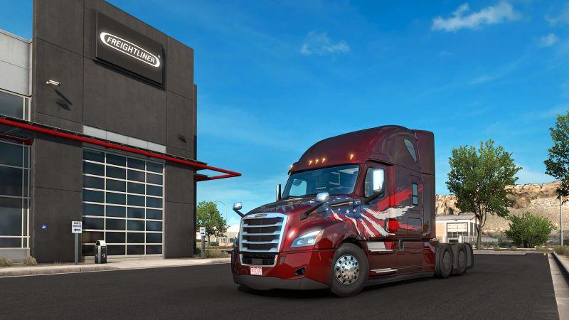 Freightliner Cascadia New Truck