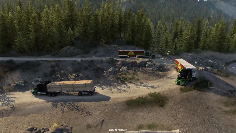 american truck simulator multiplayer