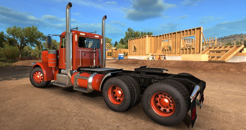 american truck simulator wheel tuning