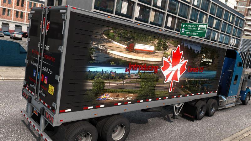 ats promods canada trailer