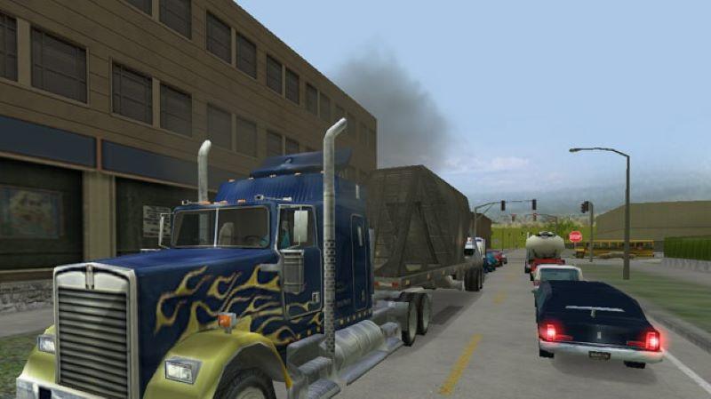 hard truck skin