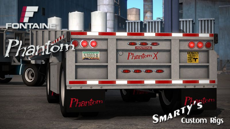 ats Fontaine Phantom Trailer mod