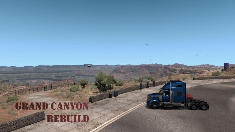 ats Grand Canyon Rebuild map