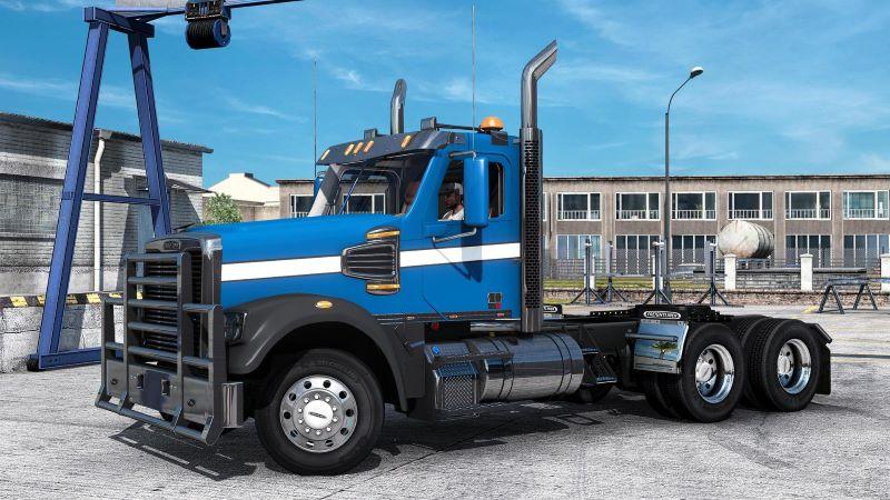 ats Freightliner Coronado