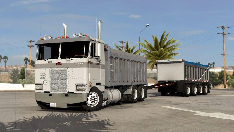 ats truck mod Peterbilt 362