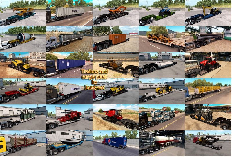 ats Trailers and Cargo Pack
