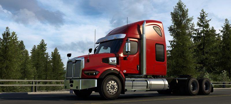 western star 49x truck