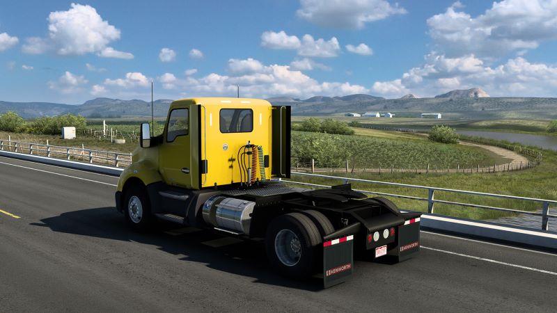 American Truck Simulator patch 1.40