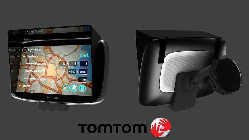 TomTom Trucker 6000 Navigator