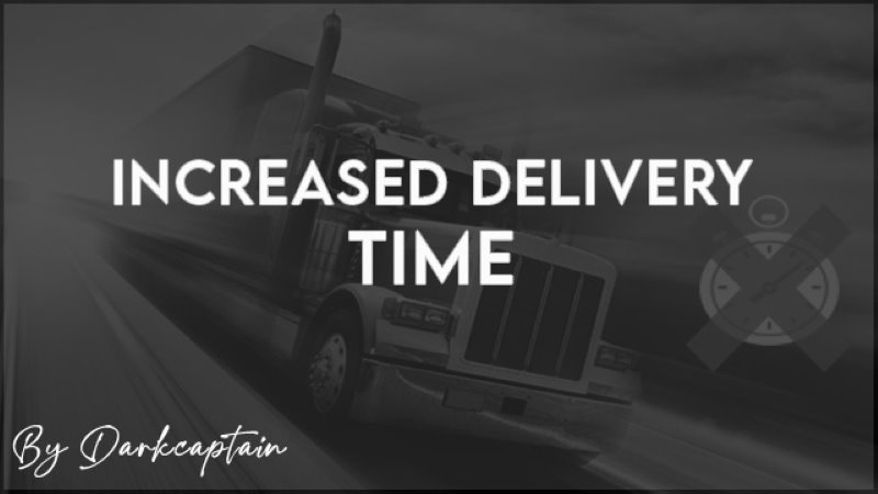 ats Increased Delivery Time