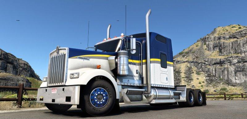 american truck simulator goodyear