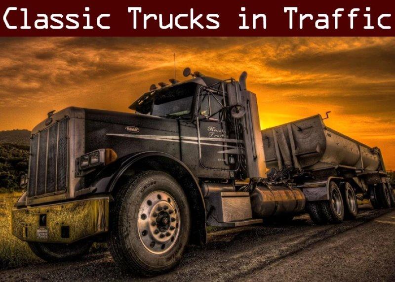 ats Classic Truck Traffic mod
