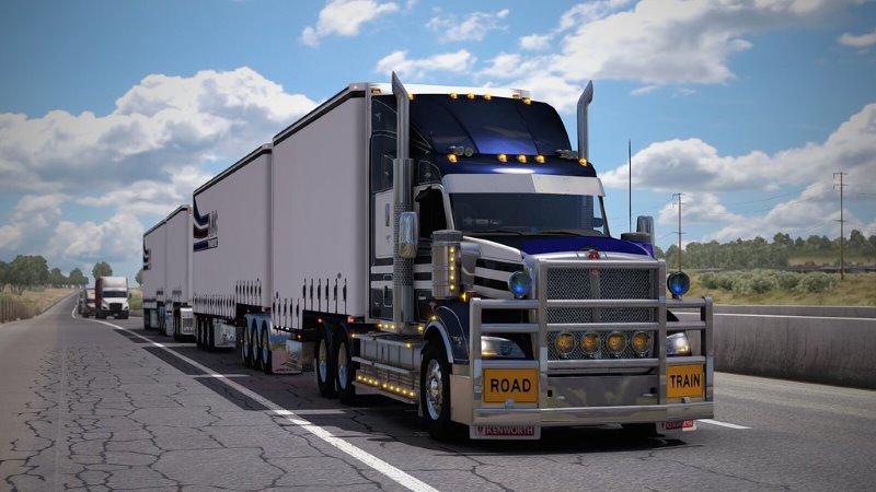 ats GTM Kenworth T610 Enhancement Pack