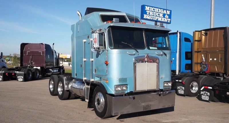 ats sound mod Detroit Diesel Series 60
