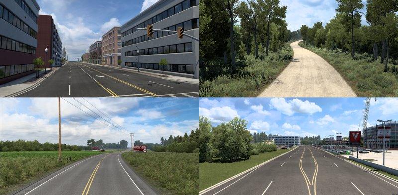 Project MidAtlantic ats mod
