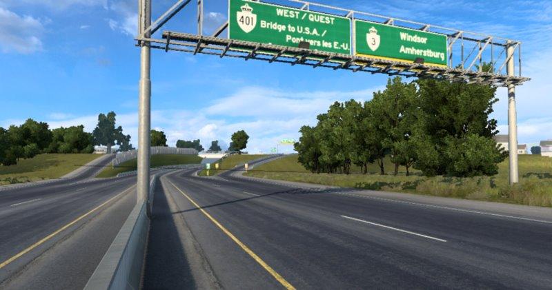ATS Discover Ontario Map