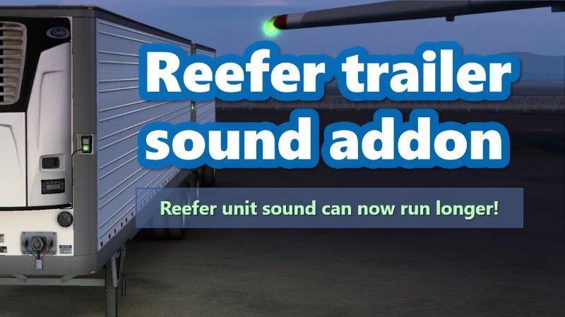 Reefer SCS Trailer Sound Addon