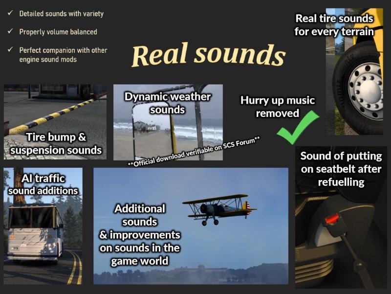 ats real sound mod