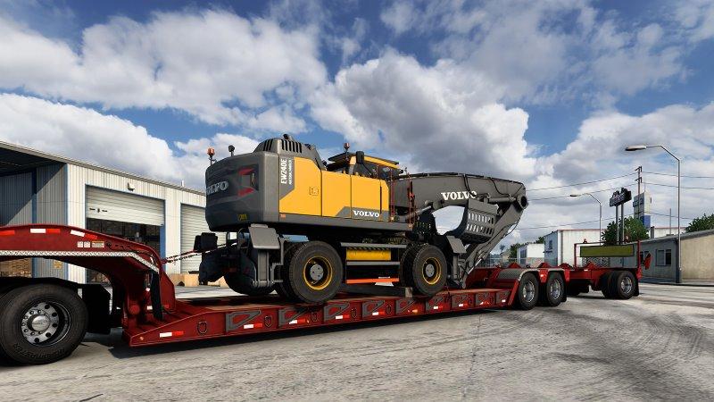 ATS Volvo Construction Equipment