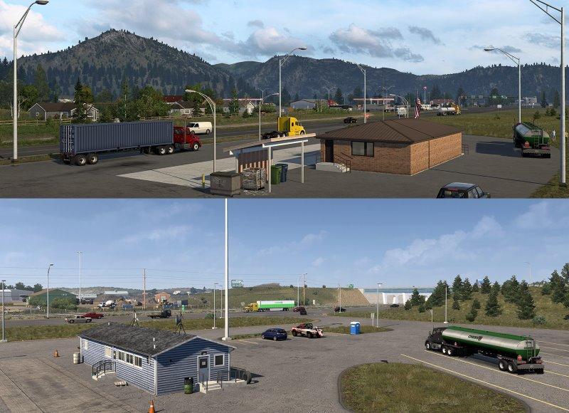 american truck simulator weight stations