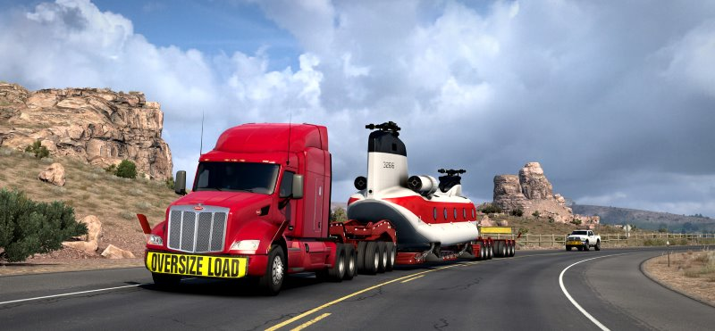 ats wyoming special transport
